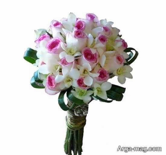 ایده هایی لاکچری و زیبا از تزیینات دسته گل عروس