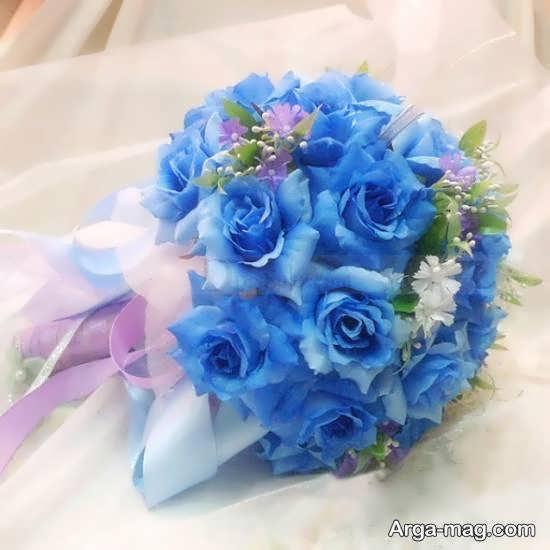 ایده هایی زیبا و خاص از تزیینات دسته گل عروس