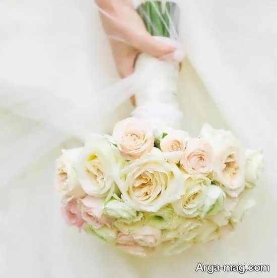 مجموعه ای منحصر به فرد از تزیینات دسته گل عروس
