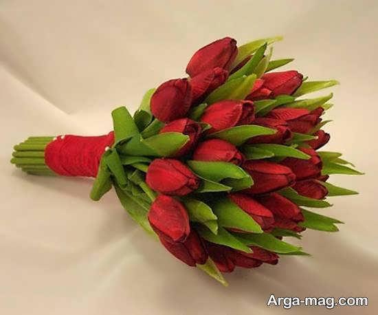 ایده هایی ناب و نفیس از تزیینات دسته گل عروس
