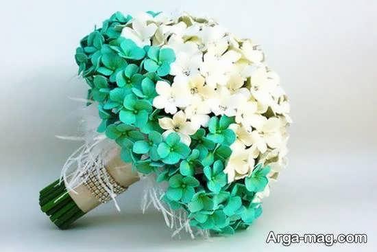 ایده هایی زیبا و نفیس از تزیین دسته گل عروس برای تمامی سلیقه ها