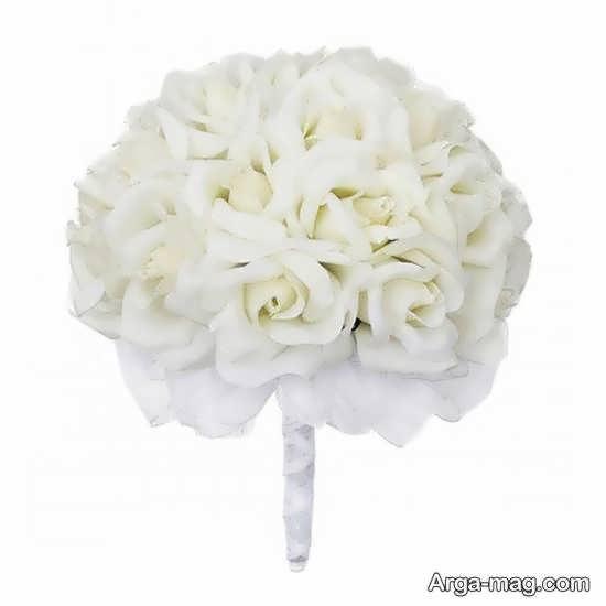 ایده هایی زیبا و شیک از تزیینات دسته گل عروس