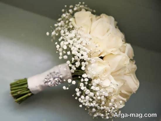 ایده های بینظیر و جذاب از تزیینات دسته گل عروس