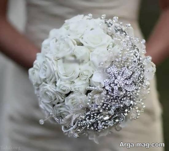 ایده های بینظیر و جذاب بای زیباسازی دسته گل عروس
