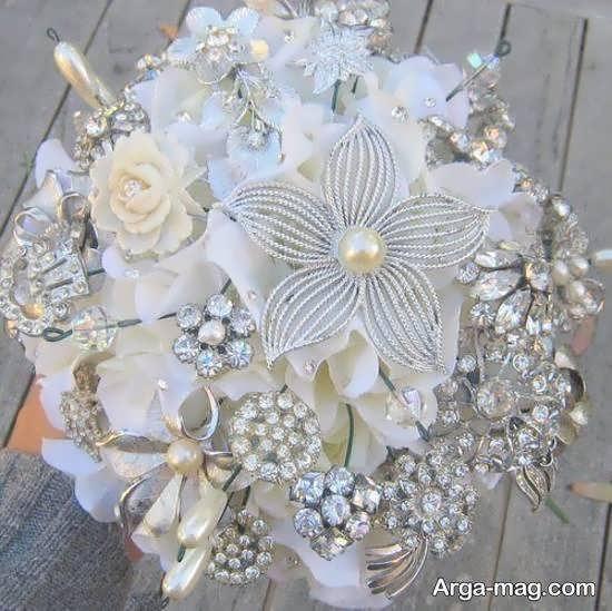 ایده هایی بینظیر و دوست داشتنی از تزیینات دسته گل عروس