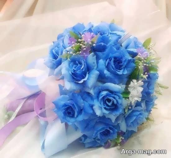 ایده هایی زیبا و متنوع از تزیین دسته گل عروس