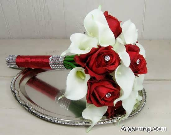 زیباسازی و دیزاین دسته گل های عروس در رنگ ها و سبک های مختلف