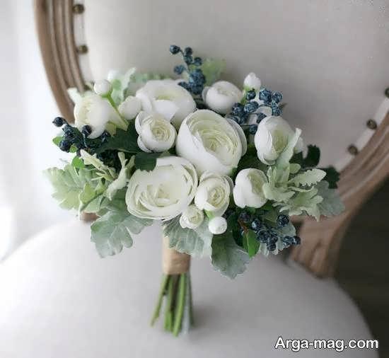 تزیینات و زیباسازی دسته گل عروس برای خانم های خوش سلیقه
