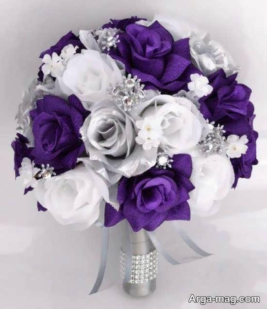 ایده هایی خارق العاده از تزیین دسته گل عروس