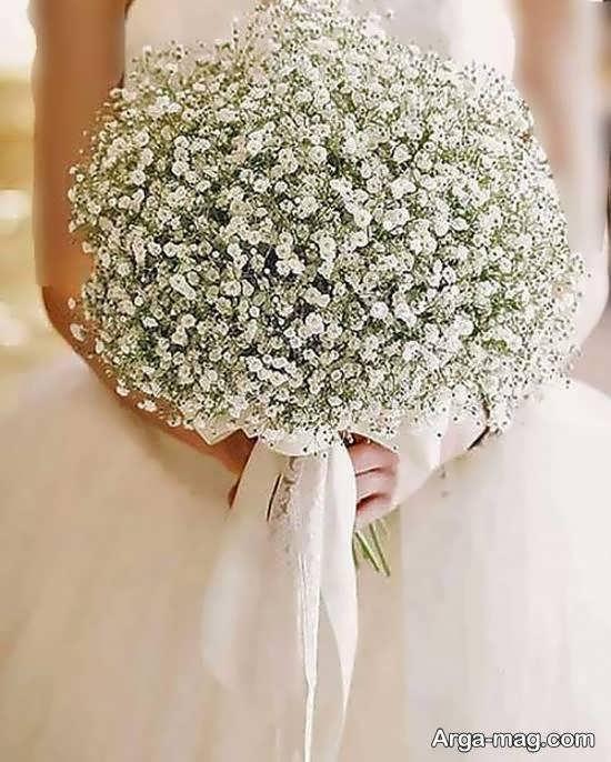 مجموعه ای دوست داشتنی از تزیینات دسته گل عروس