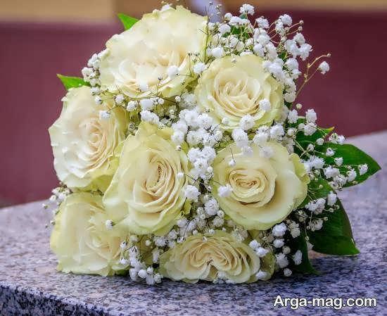 ایده هایی بینظیر و جذاب از تزیینات دسته گل عروس