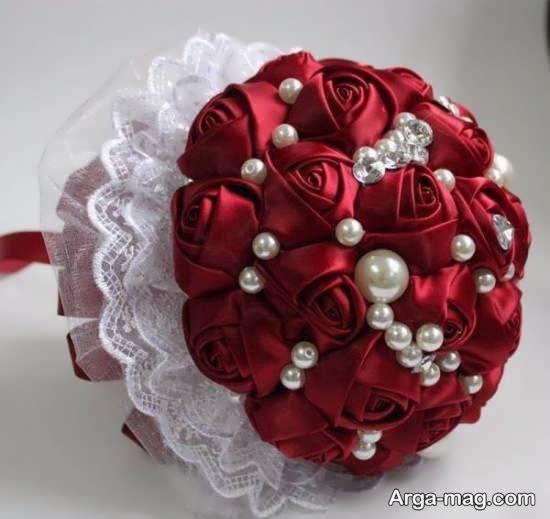 ایده هایی بینظیر و خارق العاده برای زیباسازی دسته گل عروس