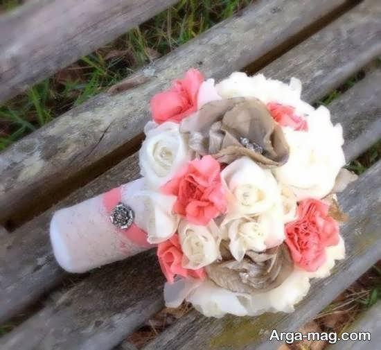 ایده هایی بینظیر و شیک از تزیینات دسته گل عروس