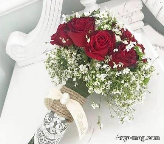 انواع نمونه های تزیین دسته گل عروس برای تمامی سلیقه ها