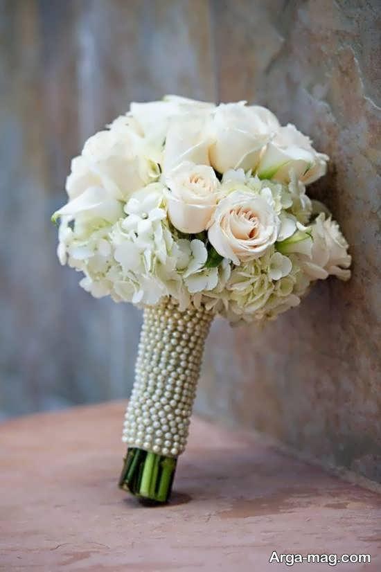 ایده هایی خلاقانه و تو دل برو از تزیینات دسته گل عروس