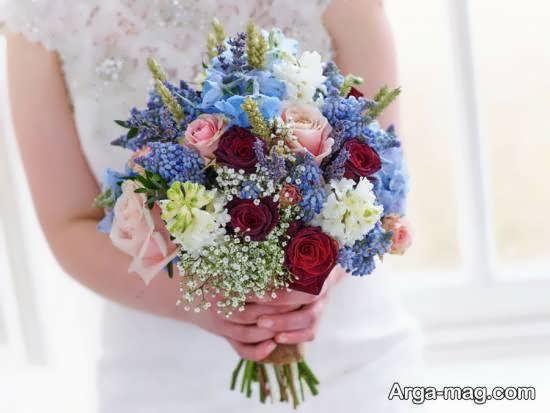 ایده هایی منحصر به فرد برای زیباسازی دسته گل عروس