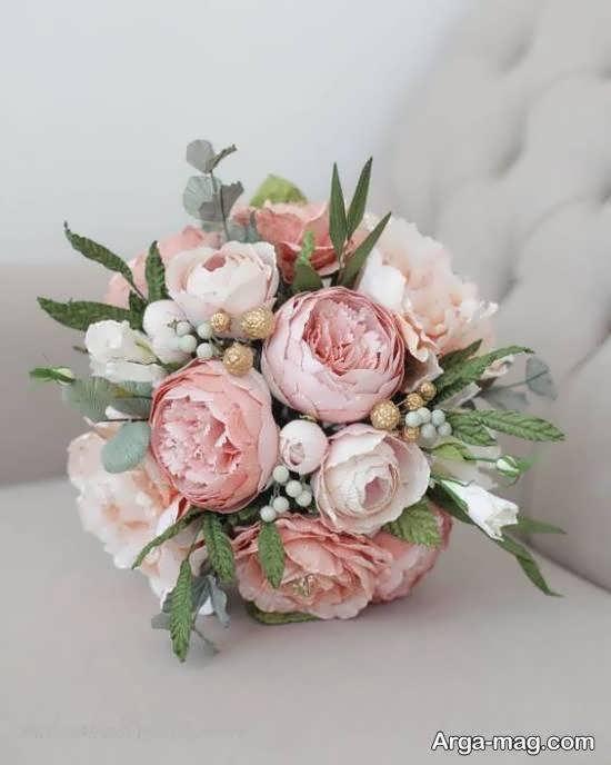 گالری شیکی از تزیینات دسته گل عروس