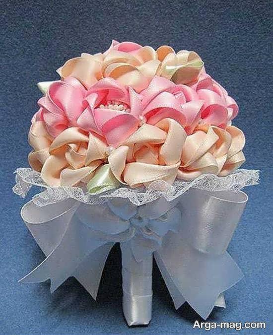 گالری شیک و لوکسی از تزیینات دسته گل عروس