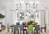 ایده های زیبا و جذابی از دکوراسیون اتاق غذاخوری برای تمامی سلیقه ها