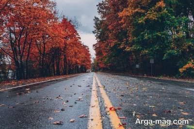 انشا دلنشین درباره پاییز