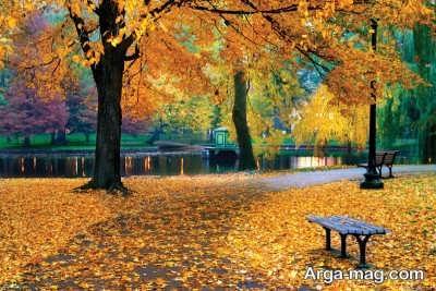 انشا در مورد فصل زیبا پاییز