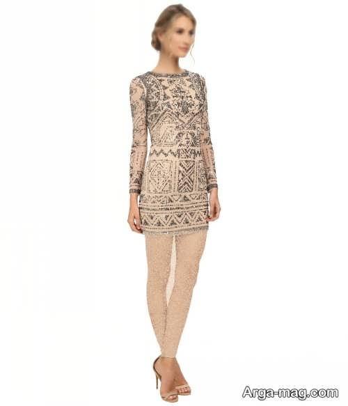 ۸۰ مدل لباس شب ۲۰۲۱ برای درخشیدن در مجالس