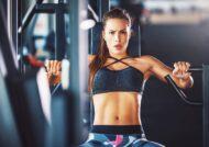 ورزش برای سفت شدن سینه ها