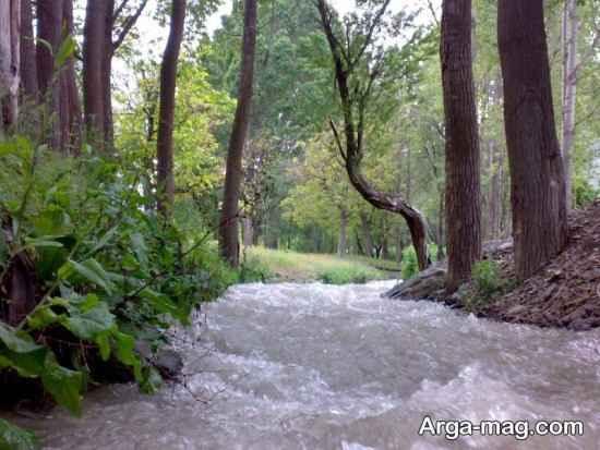 رودخانه گلمکان