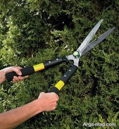 وزن قیچی های باغبانی