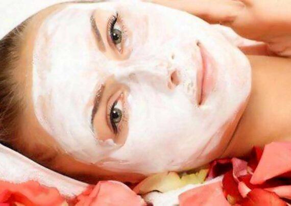 ماسک ژلاتین و شیر برای لطافت پوست