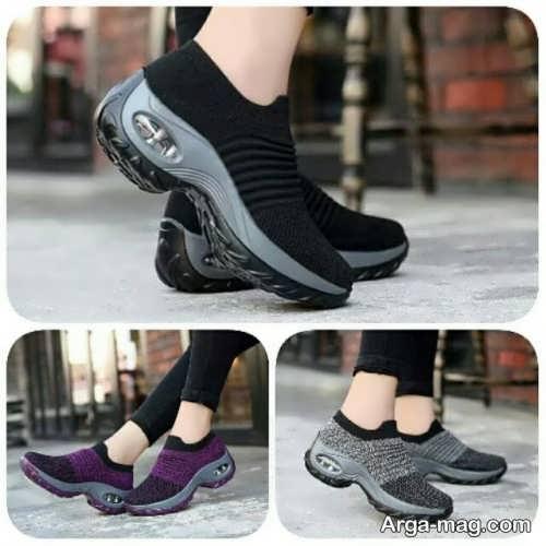 طرح کفش دخترانه