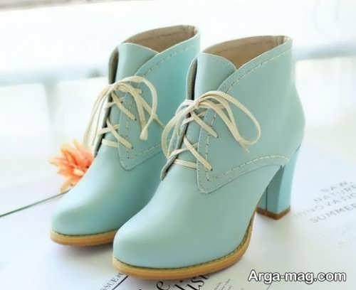 کفش دخترانه پاشنه دار