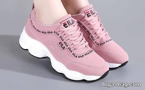 کفش دو رنگ دخترانه