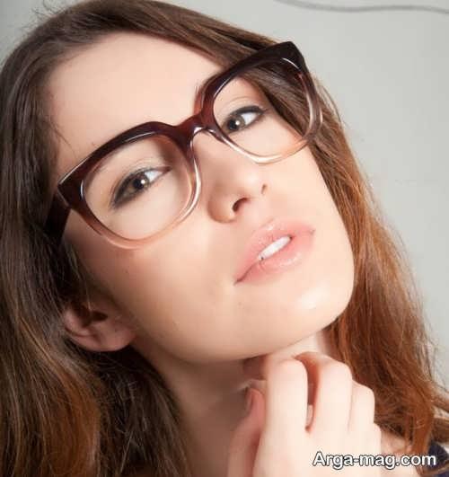 عینک برای افراد با بینی بزرگ
