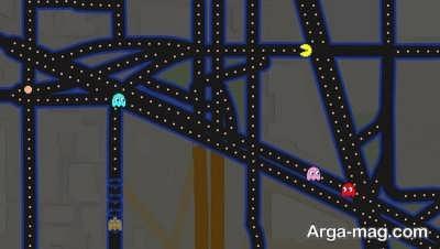 بازی های رایج در گوگل