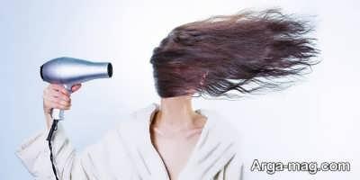 تاثیر استفاده از وسایل گرمایشی به روی زیبایی مو