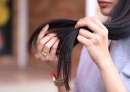 درمان دوشاخه شدن مو