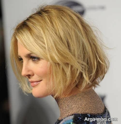مدل مو برای افراد میانسال