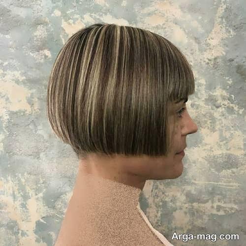 مدل موی کوتاه برای خانم های میانسال