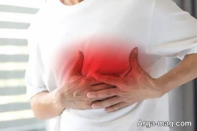 معرفی نشانه های حمله قلبی