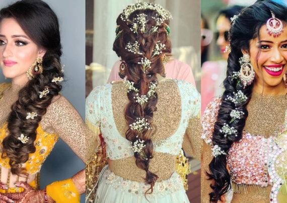 مدل بافت موی هندی