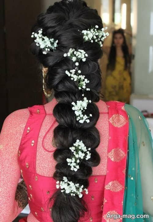 بافت مو خاص هندی