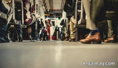 تعبیر خواب اتوبوس شلوغ و پرد ازدحام