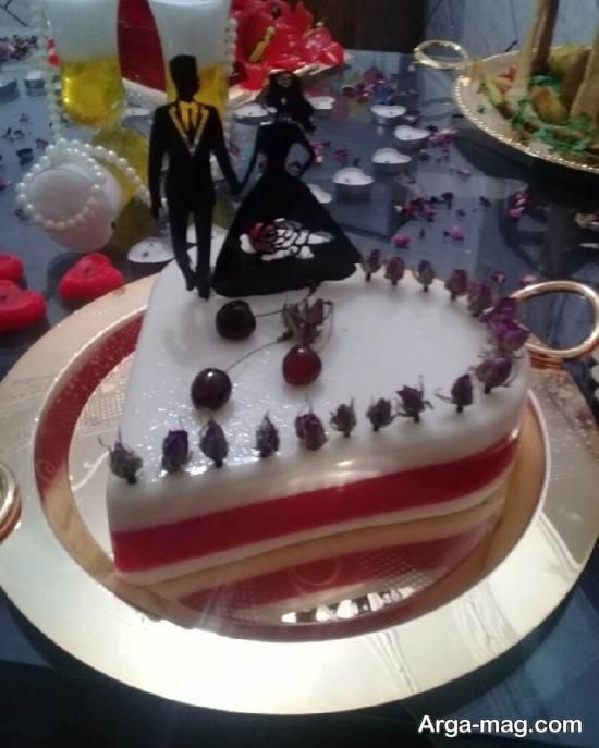 تزئینات خلاقانه و جالب برای ژله