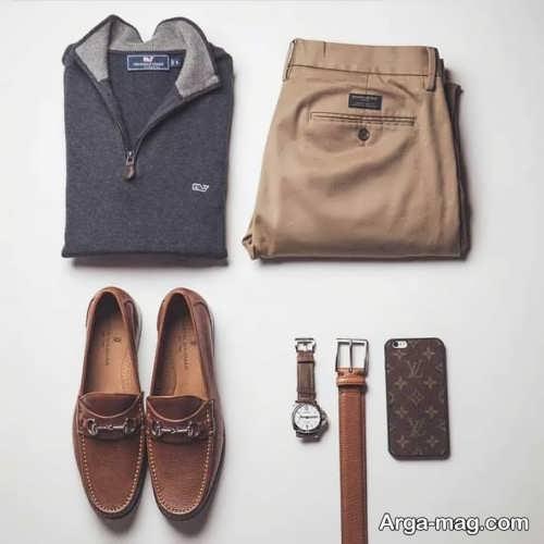 لباس پاییزی مردانه شیک و زیبا