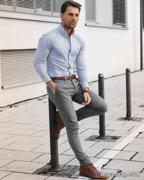 تیپ زیبا و رسمی مردانه