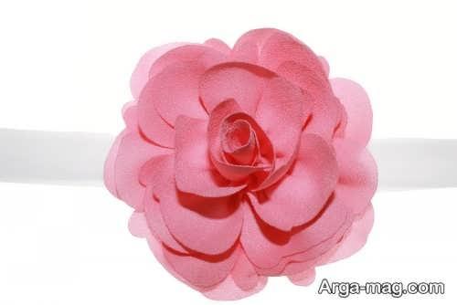 هدبند گلدار