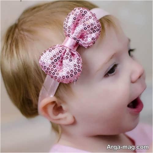هدبند نوزادی