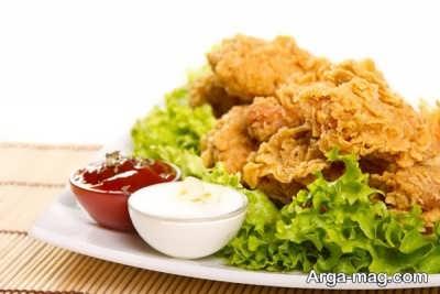پیشنهاد آشپزی با غذاهای فست فودی