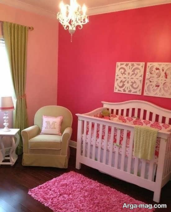 ایده هایی خارق العاده و ناب از دکوراسیون اتاق نوزاد با طراحی های شیک